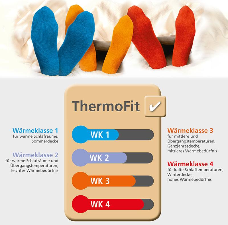 ThermoFit - Das Wärmeklassensystem